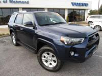 Options:  2015 Toyota 4Runner Sr5 Premium|Nautical