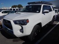 Recent Arrival! 2015 Toyota 4Runner TRD Pro Leather,