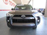 Options:  2015 Toyota 4Runner Sr5 Premium|4X4 Sr5