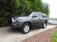 We are excited to offer this 2015 Toyota 4Runner. This