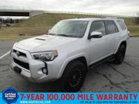 This outstanding example of a 2015 Toyota 4Runner Trail