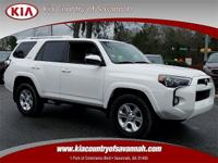 CARFAX One-Owner. Clean CARFAX. 2015 Toyota 4Runner RWD