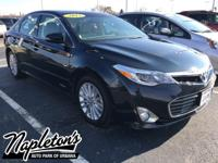 Recent Arrival! Certified. 2015 Toyota Avalon Hybrid in