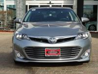 Options:  2015 Toyota Avalon Hybrid Limited|Celestial