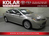 New Price! 2015 Toyota Avalon Hybrid LimitedAvalon