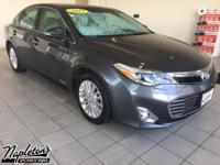 Recent Arrival! 2015 Toyota Avalon Hybrid in Gray,