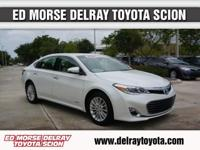 Looking for a clean, well-cared for 2015 Toyota Avalon