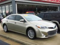PRICED BELOW MARKET! THIS AVALON HYBRID WILL SELL FAST!