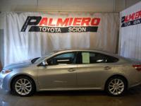 This 2015 Toyota Avalon Limited in Celestial Silver
