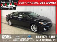 Recent Arrival! 2015 Toyota Avalon Limited CARFAX
