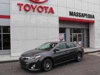 You can find this 2015 Toyota Avalon Limited and many