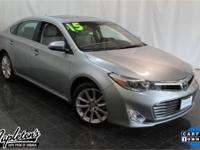 Recent Arrival! 2015 Toyota Avalon in Silver,