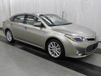 2015 Toyota Avalon Limited. 6-Speed Automatic ECT-i.
