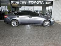 New Arrival! This 2015 Toyota Avalon XLE will sell fast
