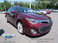 2015 Toyota Avalon Limited New Price! *BLUETOOTH MP3*,