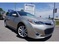 2015 Beige Toyota Avalon XLE Premium EXCLUSIVE LIFETIME