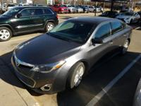 We are excited to offer this 2015 Toyota Avalon. How to