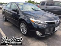 New Price! 2015 Toyota Avalon in Gray, Bluetooth,