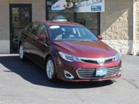 CLEAN, ONE-OWNER CARFAX!! HEATED/POWER SEATS, BACK UP