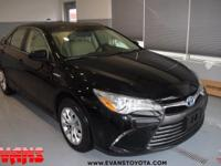 CARFAX One-Owner. Clean CARFAX. TN 2015 Toyota Camry