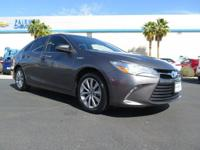 Check out this 2015 Toyota Camry Hybrid . Its Variable