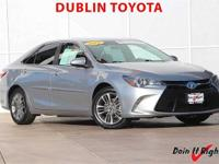 Dublin Toyota is pleased to offer this 2015 Toyota