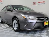 New Price! Recent Arrival! 2015 Toyota Camry LE