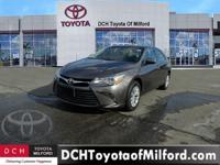 Toyota Certified, CARFAX 1-Owner, ONLY 33,733 Miles! LE