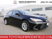 **2015 Toyota Camry LE** CARFAX One-Owner. Clean