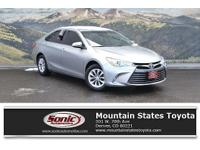Check out this 2015 Toyota Camry XLE. Its Automatic