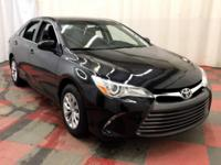 Our incredible One Owner 2015 Toyota Camry LE Sedan has