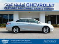 CARFAX 1-Owner, Hendrick Certified, Superb Condition,