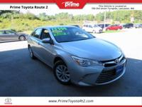 New Price! Certified. 2015 Toyota Camry LE in Celestial