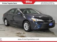 CARFAX One-Owner! Toyota Certified! 2015 Toyota Camry