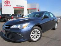 This 2015 Toyota Camry comes equipped with power