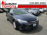 LOW MILES, BLUETOOTH!  This 2015 Toyota Camry LE comes