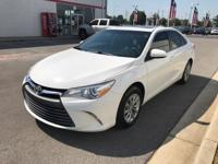 This 2015 Toyota Camry LE is proudly offered by Serra