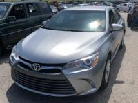 Recent Arrival! 2015 Toyota Camry LE 2.5L I4 SMPI DOHC