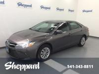 EPA 35 MPG Hwy/25 MPG City! CARFAX 1-Owner, GREAT MILES