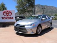 CARFAX One-Owner. Clean CARFAX. Silver 2015 Toyota