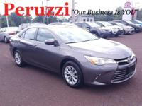 CARFAX One-Owner. Clean CARFAX. 2015 Toyota Camry LE