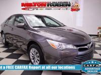 Options:  2015 Toyota Camry Le|Miles: 47807Color:
