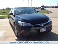 Check out this gently-used 2015 Toyota Camry we