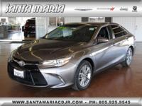 Options:  2015 Toyota Camry I4|Fresh Oil Change; Clean