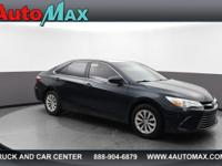 Automax is excited to offer this 2015 Toyota Camry.