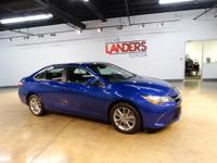 SE, Alloy wheels, Entune Audio, Front Center Armrest,
