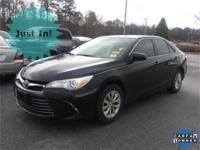 Options:  2015 Toyota Camry