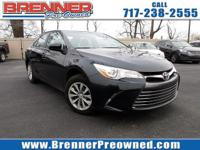 Come see this 2015 Toyota Camry LE. Its Automatic