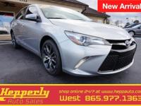 This isn't your Grandmother's Toyota Camry. Our 2015