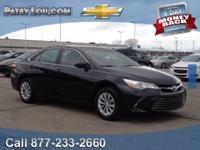 2015 CAMRY LE - Clean CARFAX **Rear Back-Up